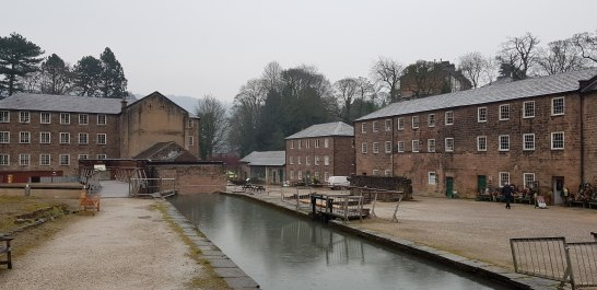 Arkwright's Mill, Cromford.